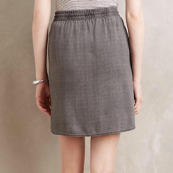 Anthropologie Skirts - Anthropologie Cloth & Stone Tencel Skirt NWOT