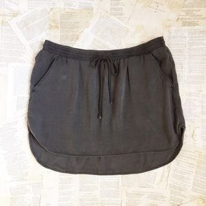 Anthropologie Skirts - Anthropologie Cloth & Stone Tencel Skirt NWOT