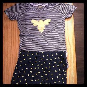 Burt's Bees Baby Other - Burts Bees short pajama set