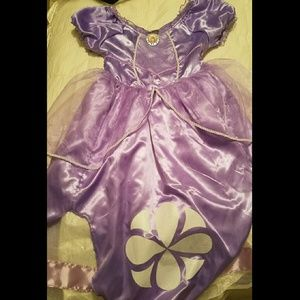 Sofia the First Disney Collection Costume dress