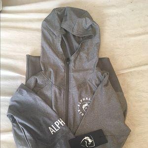 Alphalete women's zip