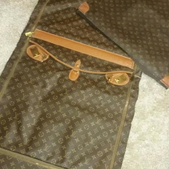 Authentic  vintage Louis Vuitton fabric