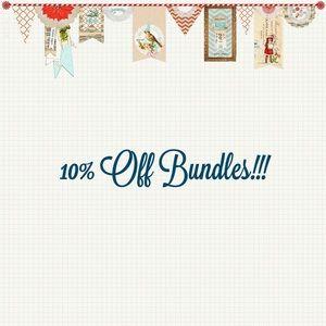 Other - 10% Off Bundles