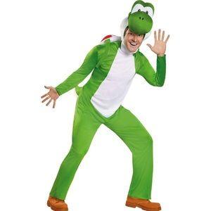 Nintendo Other - Super Mario Brothers Adult Yoshi Costume
