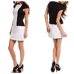 Tibi Dresses & Skirts - NWT Tibi Linen and Eyelet Dress