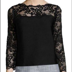 Ivanka Trump Tops - Ivanka Trump lace blouse