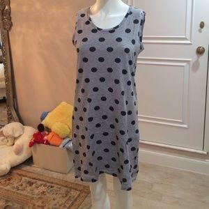 Petit Bateau Dresses & Skirts - Petit Bateau Polka Dot Tank Dress