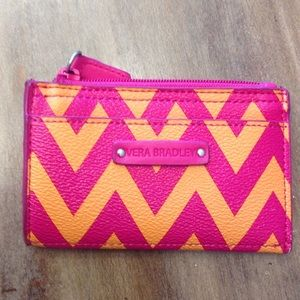 Like New Vera Bradley Coin Purse