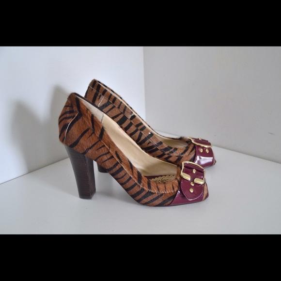 904a004426e1 naughty monkey Shoes   Peep Toe Pumps   Poshmark