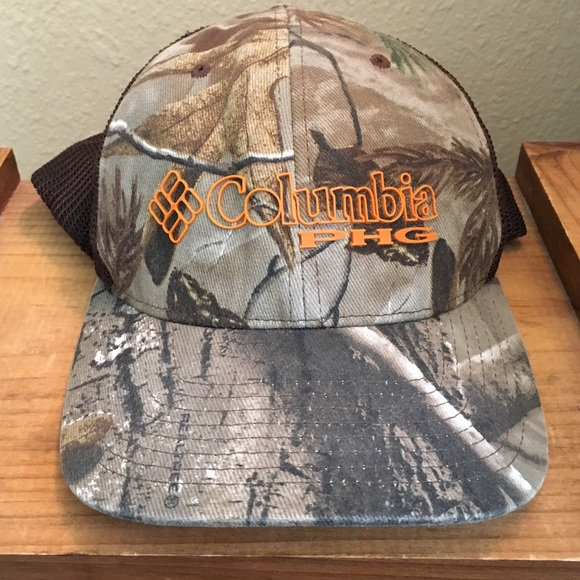 bbc2c62117e Columbia Other - Camo Mens Columbia Hat