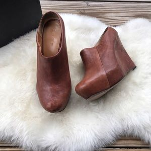 L.A.M.B. Shoes - L.A.M.B. Wedge Mules