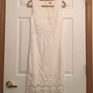 Daniel Cremieux Dresses & Skirts - White Cremieux Dress Size 2