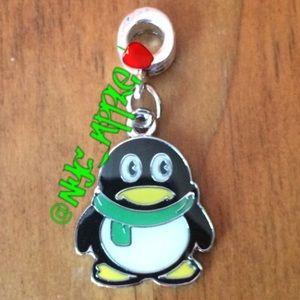 Jewelry - Winter Wonderland Penguin Charm Pendant