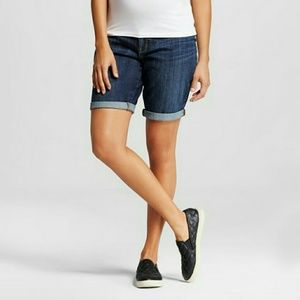 Liz Lange Pants - Liz Lange Bermuda Jean Short