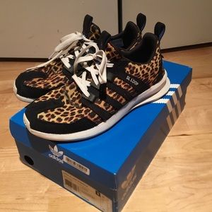 8521fe5ff5c8 Adidas Shoes - Adidas SL Loop Runner Leopard Print Shoes