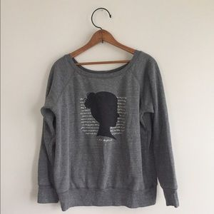 dear lillie Tops - Dear Lillie LM Montgomery Sweatshirt