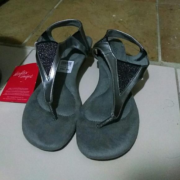 2e494b0ca299 Dexflex comfort shoes sandals poshmark jpg 580x580 Dexflex sandals