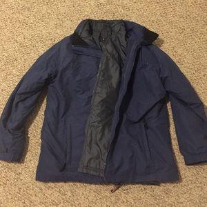 L.L. Bean Jackets & Blazers - L.L. Bean women's 3 in 1 winter jacket.