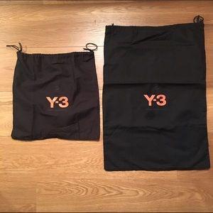 Y-3 Handbags - y-3 dust bags