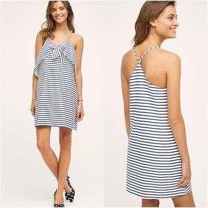Anthropologie Ahoy Swing Dress by Maeve