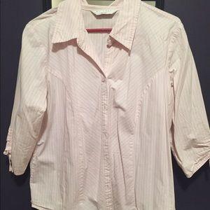 At Last Tops - Dress shirt