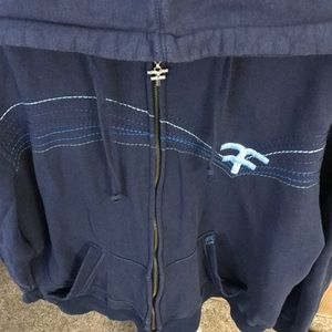 Five four sweatshirt full zip