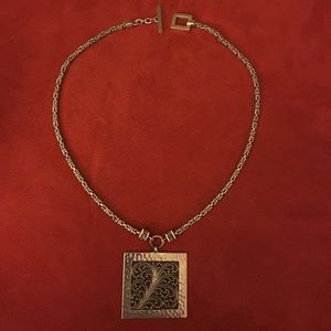 Lois Hill Jewelry - Lois Hill Sterling silver pendant necklace