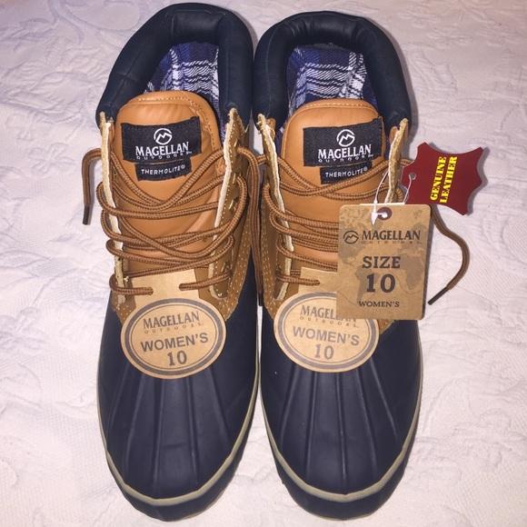9aadf1cc07b Magellan Outdoors Women's size 10 boots NWT