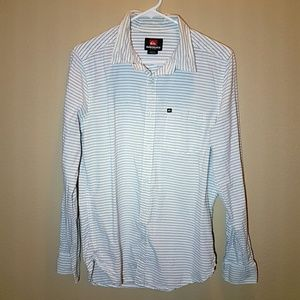 Quiksilver Other - Quicksilver Striped Button Down Shirt - S