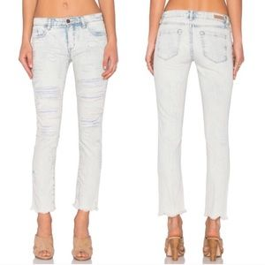 Free People Denim - 🆕NWT Blank NYC Destroyed Skinny Jeans