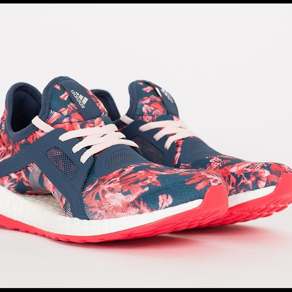 Adidas zapatos Pure Boost x poshmark floral