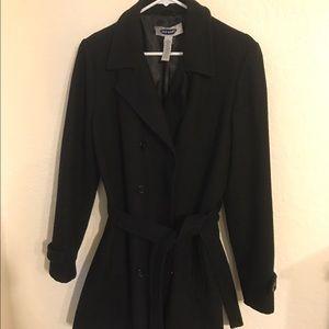 Jackets & Blazers - 🎉FLASH SALE⚡️Black Pea Coat