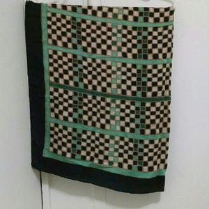 H&M faux silk scarf