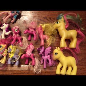 Other - My little pony dolls bundle
