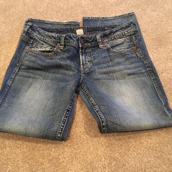 66% off Silver Jeans Denim - 👢👜Ladies Silver Jeans (Lola) W33