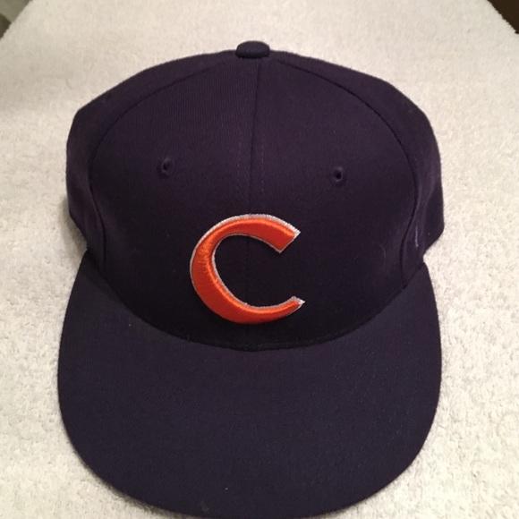 2b891e3369e Clemson Tigers hat. M 588553462ba50aecee02940c