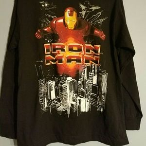 Iron Man Other - New Iron Man Long Sleeve T