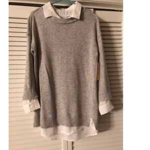 RD Style -Jelly Layered Sweater from Stitch Fix