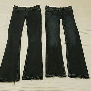 Aeropostale Bootcut Jeans Sz. 0/1