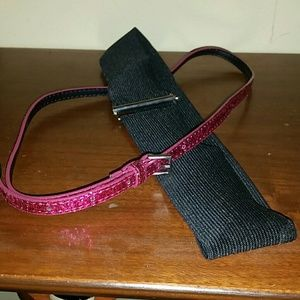 Other - 2 girls belts