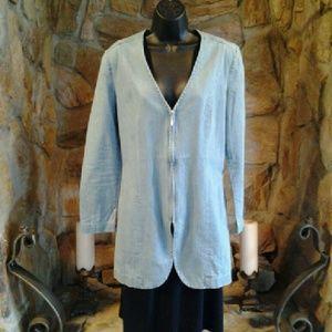 BB Dakota Jackets & Blazers - ■■SALE■ Dakota denim jacket sz med