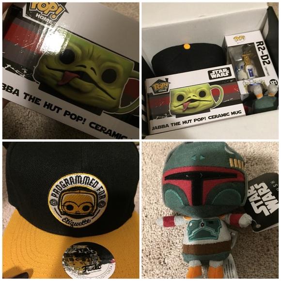 Funko Other - Star Wars Smuggler's Bounty Funko Box