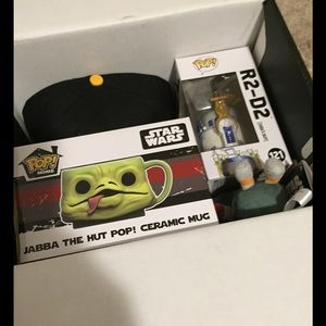 Star Wars Smuggler's Bounty Funko Box