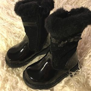 Nordstrom Baby Other - RACHEL Shoes Toddler Size 5 Black Boot