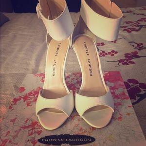 """Chinese Laundry Shoes - CHINESE LAUNDRY """"Joy Ride"""" Stilettos!"""