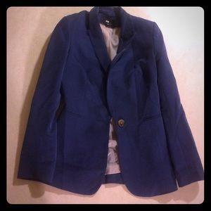 Blue blazer H&M