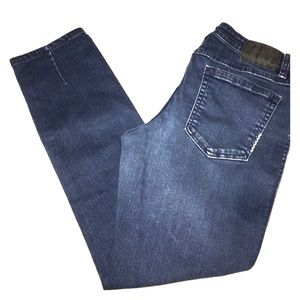 NEUW Vintage Skinny Jeans in Blue Lava