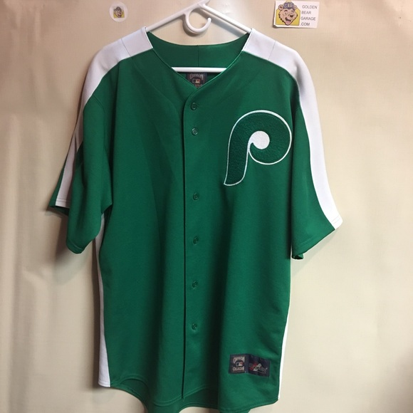 online store 50961 892d0 Majestic Other - Vintage Phillies St. Patty s Day Men s ...
