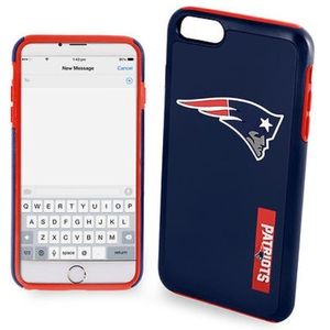 NFL New England Patriots Other - New England Patriots Iphone6 Plus Impact Dual Case