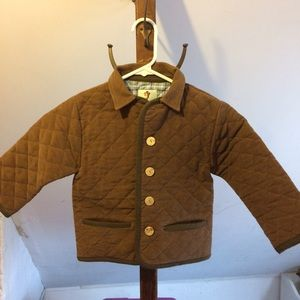 Papo d'Anjo Other - Quilted corduroy jacket